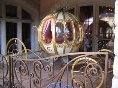 Cinderellas Kutsche