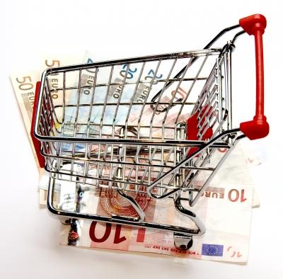 Einkaufen ist teuer