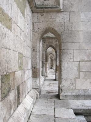 Dom von Regensburg – Arkaden
