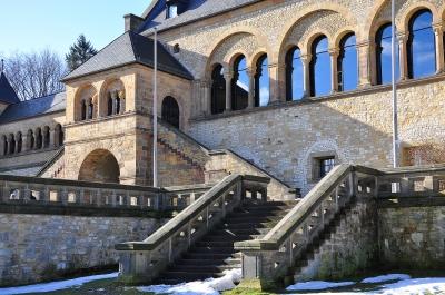 Goslars Kaiserpfalz 1