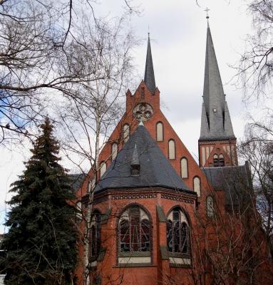 Berlin-Wilmersdorf, Ev. Annenkirche