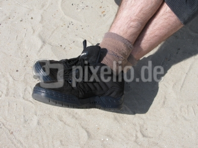 Siesta am Strand