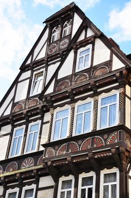 Fachwerk in Goslar 4