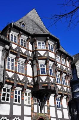 Fachwerk in Goslar 1