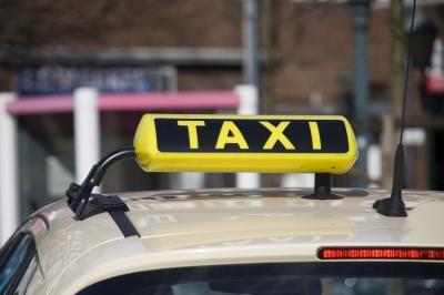 Taxischilder
