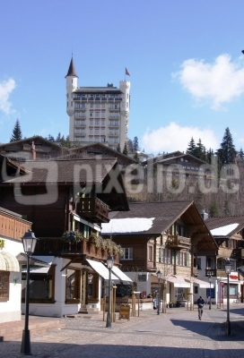 Hotel Palace, Gstaad