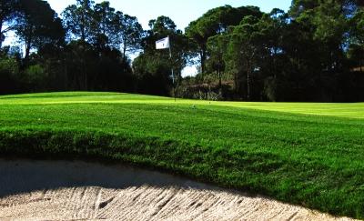 Golf in Belek, Sultan-Course, Loch1