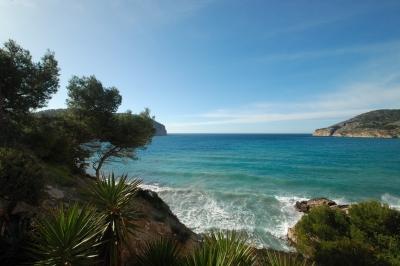 Bucht von Camp de Mar, Mallorca