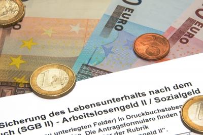 Arbeitslosengeld II