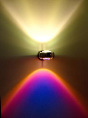Licht- und Farbspiel