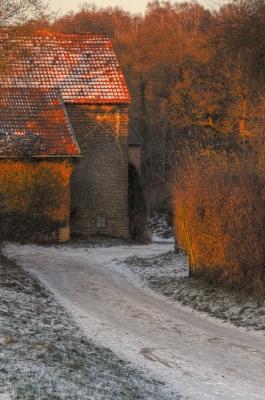 Bauernhof im Broichbachtal