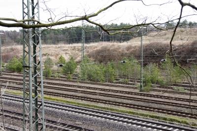Schienenverkehr eingeschränkt