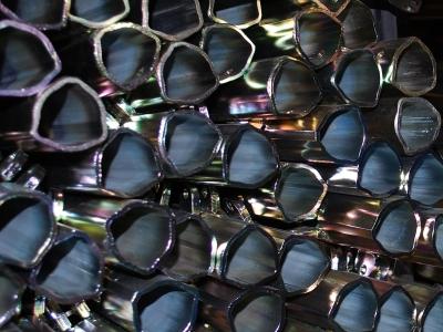 galvanisierte Rohre