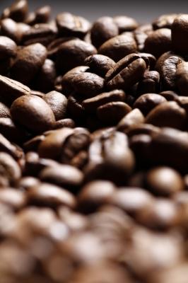 Kaffebohnen & die Schärfentiefe