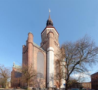 St. Marien in Stralsund 02