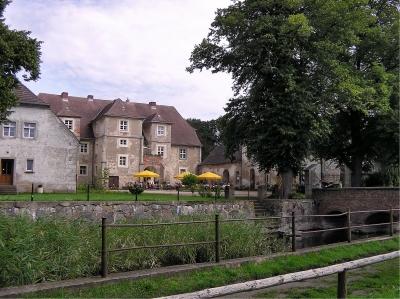 Schloss Mellenthin auf Usedom