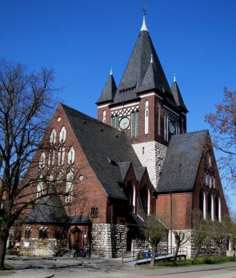 Berlin-Oberschöneweide, Christuskirche
