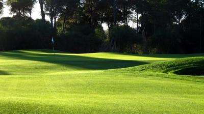 Spielwiese für Golfer