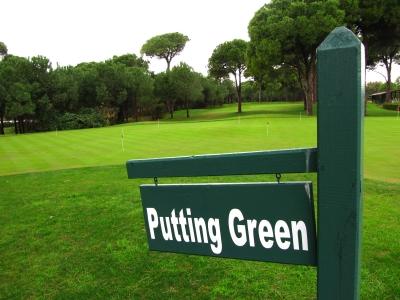 Putting-Green