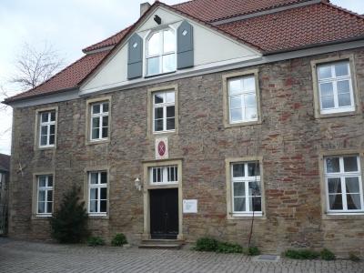 Altes Backsteinhaus in Herdecke