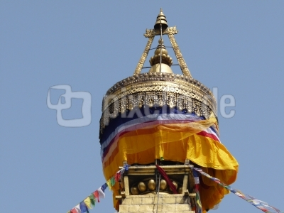 Stupa (Bodnath, Nepal)