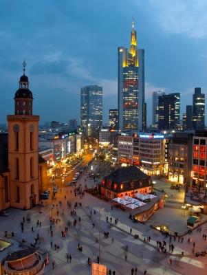 Luminale 2010 - Frankfurt Hauptwache