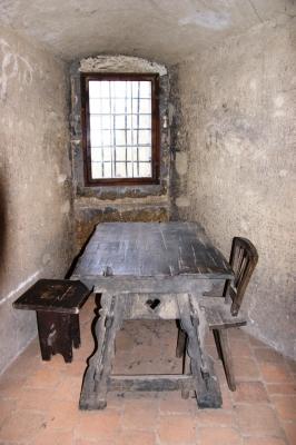 Esszimmer der Folterknechte?