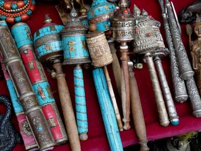 Gebetsmühlen (Nepal)