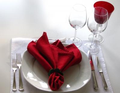 Bitte zu Tisch