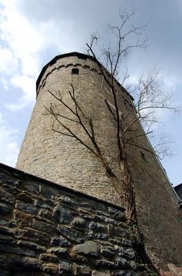 Burg Altena an der Lenne, Burgturm