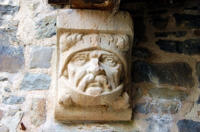 Burg Altena an der Lenne, Ritter-Applike