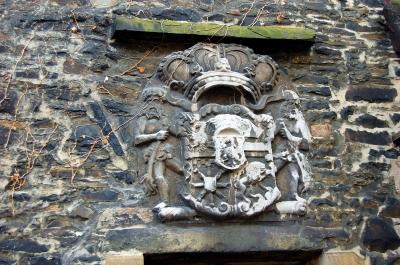 Burg Altena an der Lenne, Wappen
