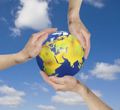 Die Welt in meinen Händen