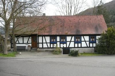 Fachwerkhaus 2 in Weilersbach