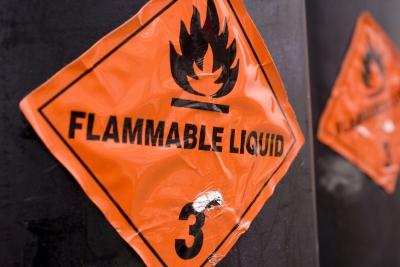 Flammable Liquid 2