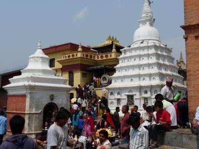 Tempel von Swayambunath (Nepal)
