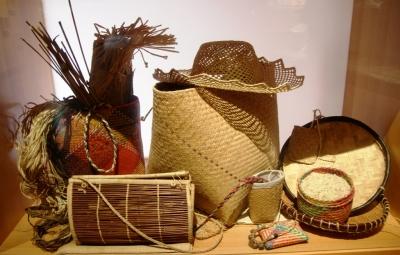 Madagassisches Handwerk