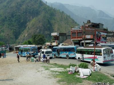 Verkehrsknotenpunkt (Nepal)