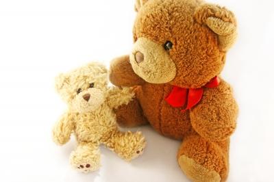 Der große Bruder des kleinen Teddybären