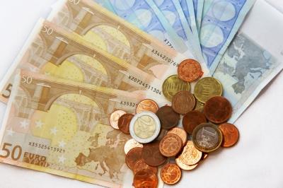 Geld für den Urlaub
