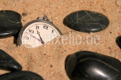Steine oder verlorene Zeit