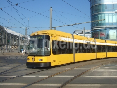 Dresdner Straßenbahn
