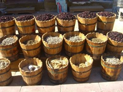auf dem ägyptischen Markt