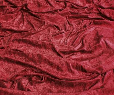 Hintergrund | Textur - Tuch rot