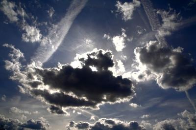 Schon wieder Wolken