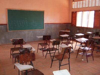 Brasilianisches Klassenzimmer