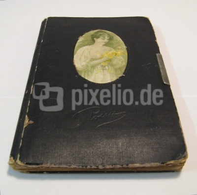 Poesiealbum anno 1920