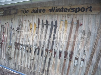 100 Jahre Wintersport