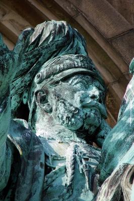 Kaiser-Wilhelm-Denkmal zu Dortmund Hohensyburg #10