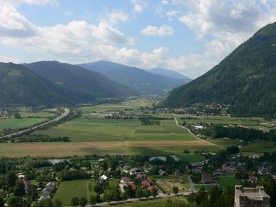 Villach in Österreich